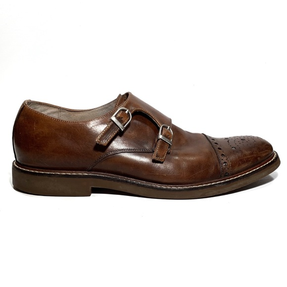Banana Republic Other - Banana Republic | Captoe Buckle Loafer Slip-On